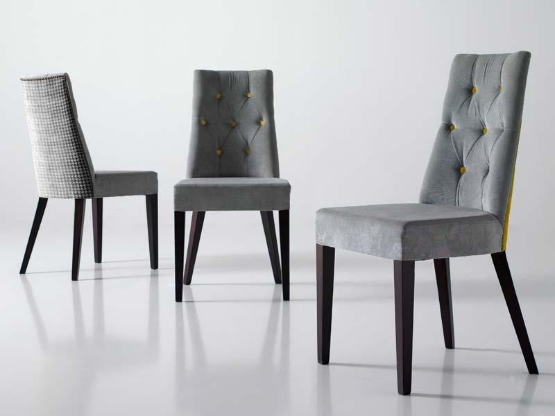 Tapizados de sillas en cantabria tapicer a villa for Sillas para comedor tapizadas en tela